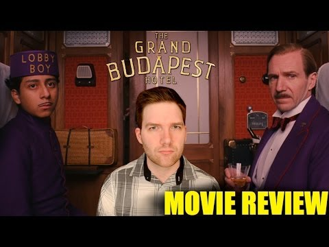 The Grand Budapest Hotel - Movie Review