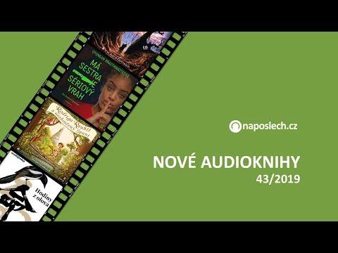 Kompletní Sherlock, Les mytág, Hodiny z olova a další nové audioknihy 43/2019 from YouTube · Duration:  3 minutes 32 seconds