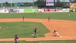 Cole Vassilo 2018 Baseball Highlights