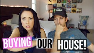 BUYING OUR FIRST HOME! Our Story=)