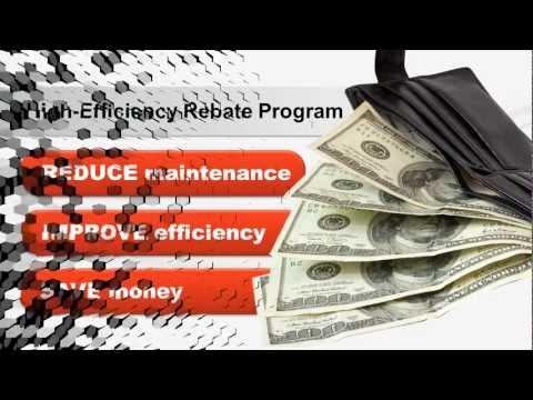 High Efficiency Rebate Program