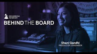 Shani Gandhi On Her Journey To Nashville, Sarah Jaraosz & Studio Collaboration | Behind The Board