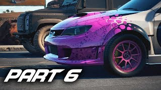 Need For Speed Payback Gameplay Walkthrough Part 6 - OFF-ROAD League 73 (Full Game)