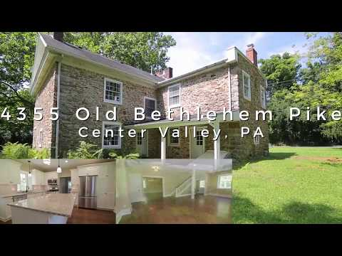4355 Old Bethlehem Pike, Center Valley, PA 18034