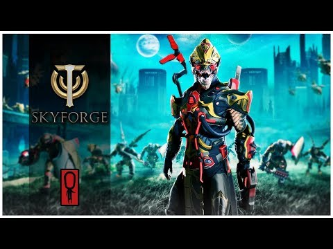 Skyforge in 2019 - What's It Like For a New Player?