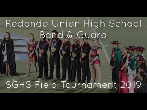 Redondo Union High School 4K/HD @ SGHS Field Competition 2019