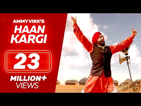 Haan Kargi - Ammy Virk (Full Song) | Latest Punjabi Song 2017 | Lokdhun Punjabi