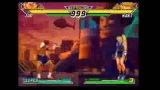 Capcom vs SNK 2 SND vs ELS 26/12/2013