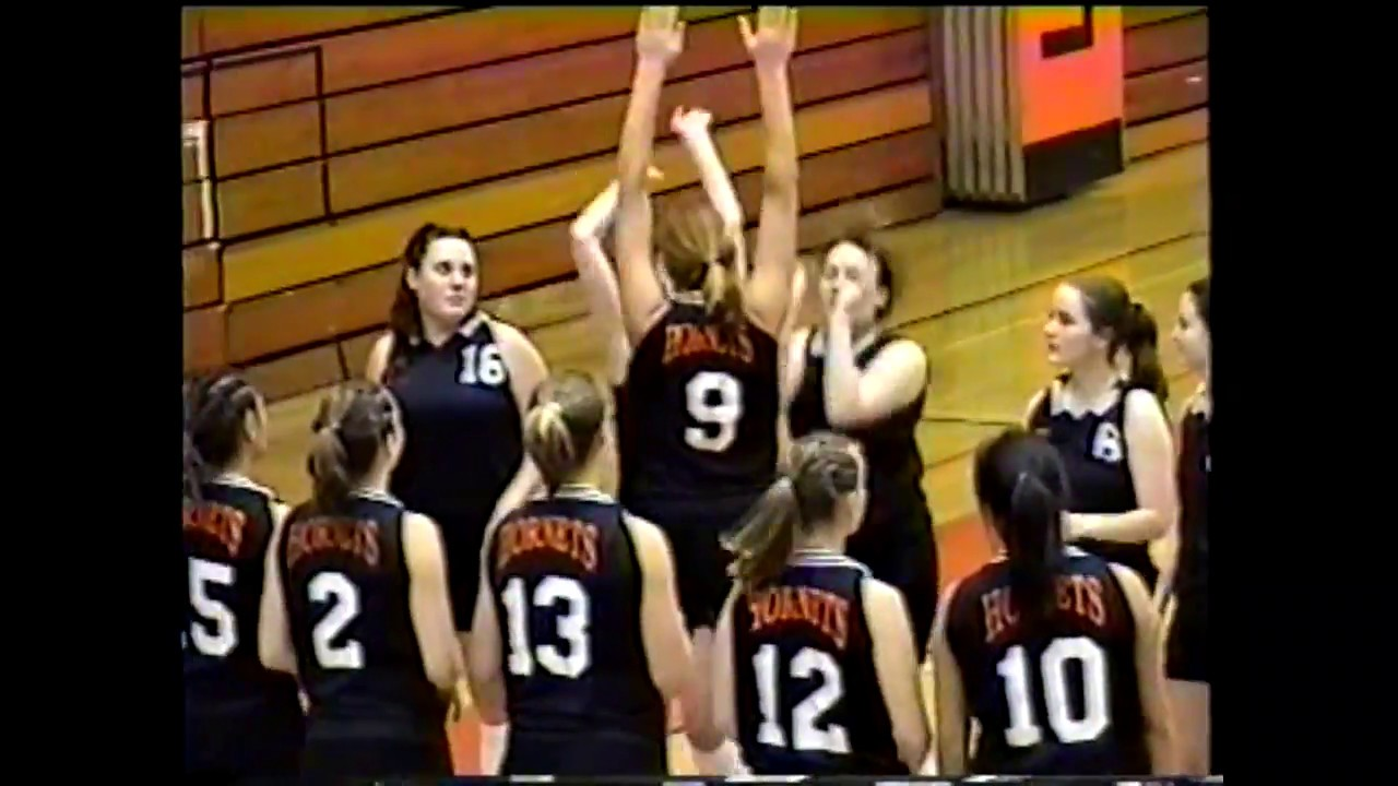 NCC - NAC - Plattsburgh Volleyball  12-21-99