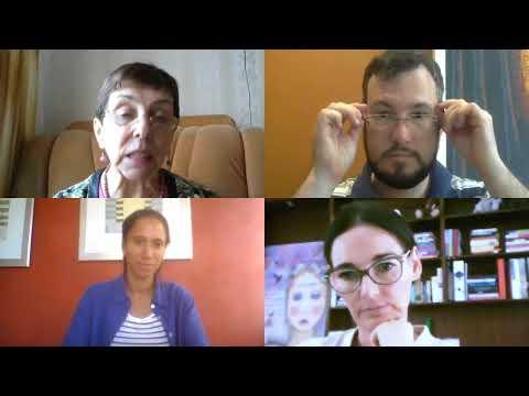 2018 Webinar 1- Elena Soboleva: Time, Script and Procrastination