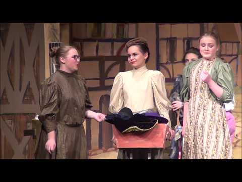 Epiphany Catholic School: Beast and Brier Rose Musical (Beauty and the Beast) 2017