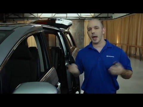 honda odyssey tips tricks smart entry key fob youtube