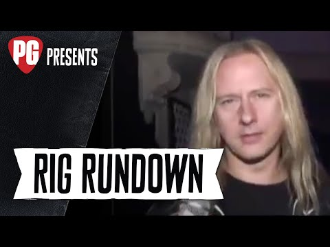 Rig Rundown - Alice in Chains Jerry Cantrell