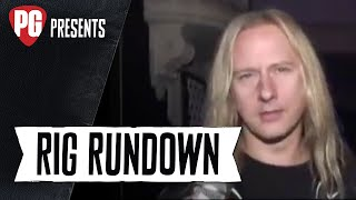 Rig Rundown - Alice in Chains' Jerry Cantrell