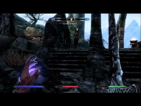 Skyrim Guide Part 3: Red Eagle Sword & Boss