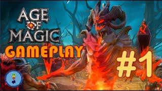 Age of Magic | Gameplay Walkthrough #1 | Defeating The Last Guardian | Unlocking Grok