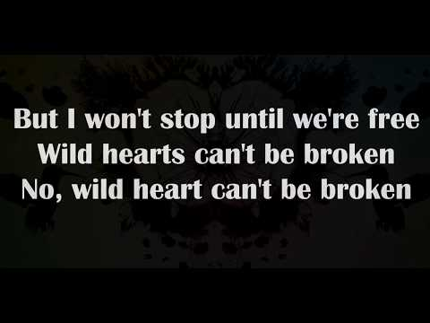 P!nk - Wild hearts can't be broken [Lyrics]