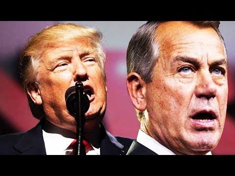 John Boehner Says Obamacare Cant Fully Be Repealed
