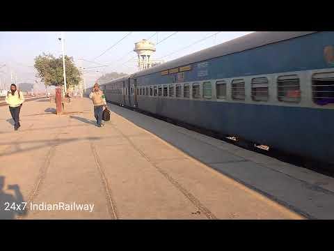 Full Speed!! (सीमांचल एक्सप्रेस) 12488/Seemanchal Express | ANVT/Anand Vihar Terminal to JBN/Jogbani