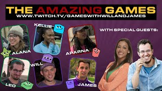 Jackbox Games with Amazing Race 32 w/ Special Guests Brooke Camhi & Rick Devens
