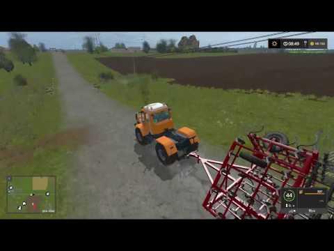 Видео Игра трактора симуляторы фермера онлайн