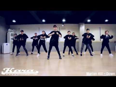 Marian Hill - Down / moment choreography