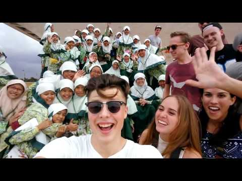 About Me & My experience in Jakarta
