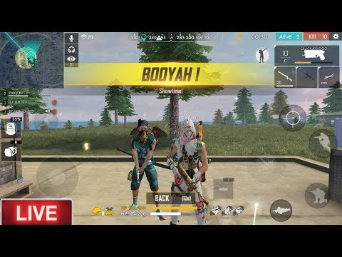 Garena Free Fire 🔥 Ranked Match 🔥 Live
