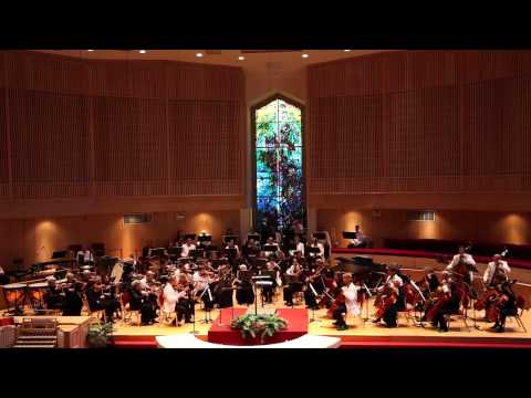Brandenburg Concerto No.3, Movement 1