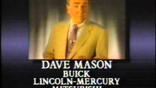 1989 - Dave Mason Buick in Indianapolis