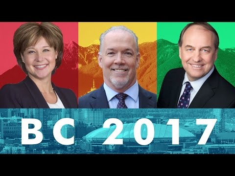 Simplified Bc Provincial Election