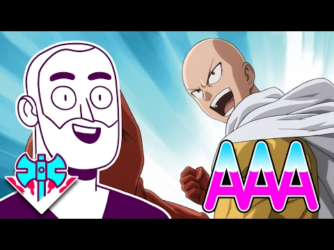 Amazing Animation Analysis - ONE-PUNCH MAN