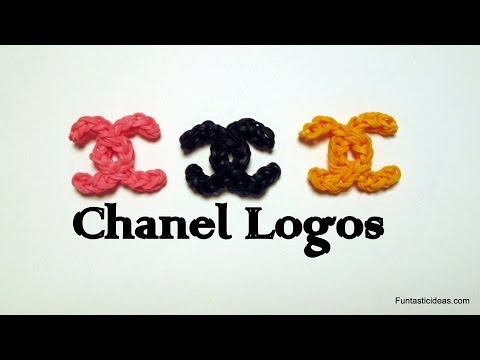 rainbow-loom-chanel-logo-charm---how-to
