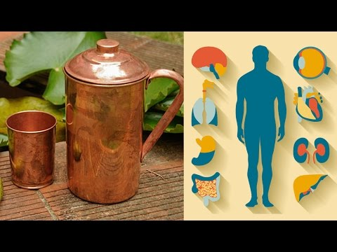 10 Amazing Health Benefits of Drinking Water from Copper Vessels