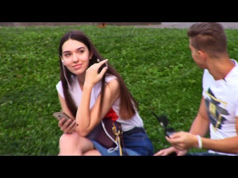 Staring at Ukrainian Girls