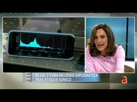 EE.UU. y Cuba en crisis diplomatic tras ataque sónico