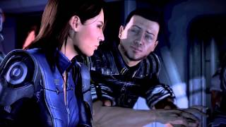 Mass Effect 3 - DLC Citadelle - Romance avec Ashley