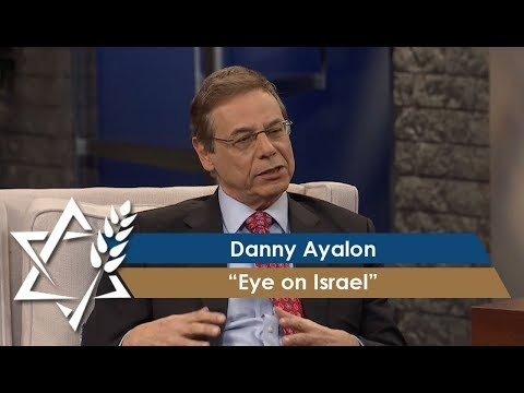 Ambassador Danny Ayalon | Eye on Israel - YouTube