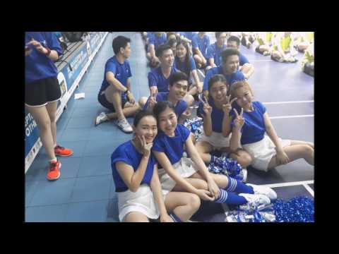 Blue Team sport day