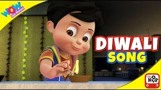 Diwali Songs for Kids   Vir: The Robot Boy   3D Nursery Rhymes and Songs for Kids