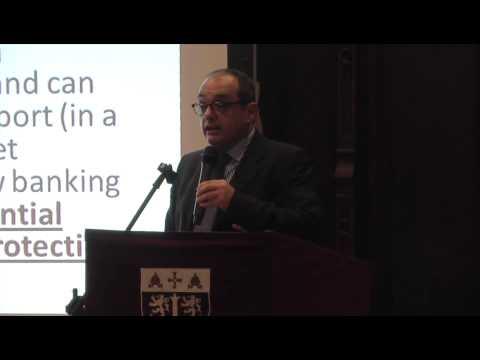 New Governance Model for Transnational Finance