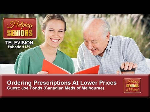 Ordering Prescriptions At Lower Prices