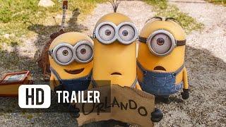 Minions 2015 - Official Trailer 2 HD ( Dutch )