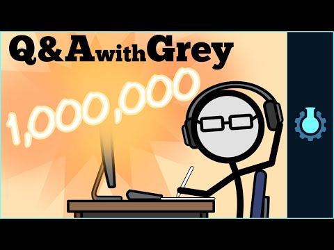 Q&A with Grey #2  (One Million Subscribers)