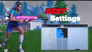 Best Console Settings And Sensitivity For Fortnite! Season 8 (Xbox/PS4)