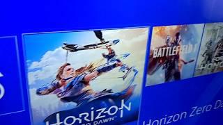 реальная разница в графике между PS4 и PS4 Pro