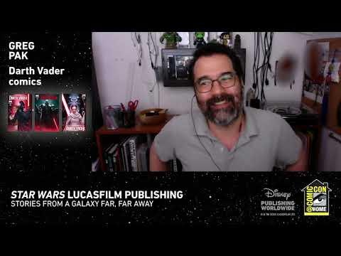 Lucasfilm Publishing: Stories From a Galaxy Far, Far Away | Comic-Con@Home 2020