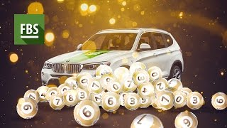 """Get BMW X3"" promotion finale! Prize drawing."