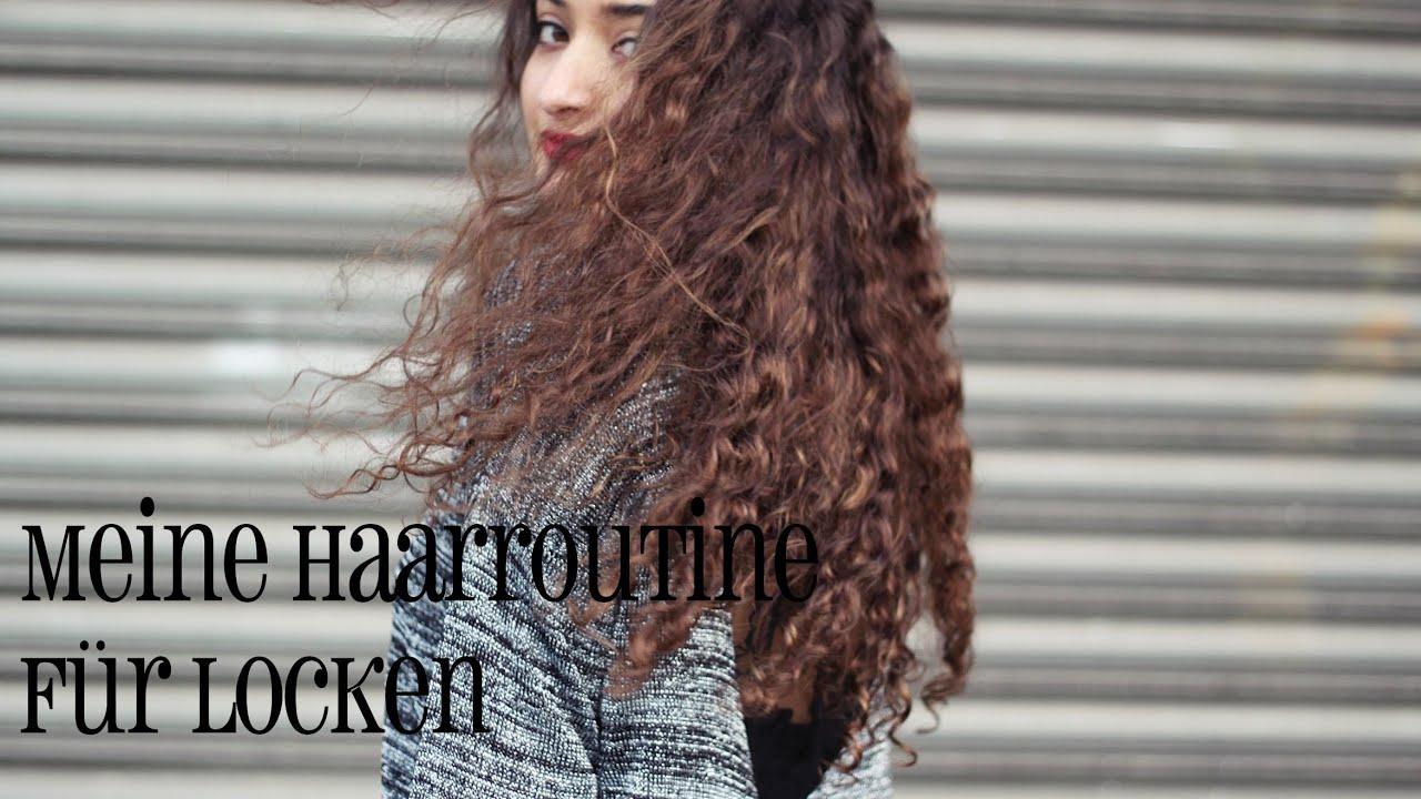 Stylingtipps lange lockige haare