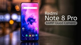 Redmi Note 8 Pro - First Look, Price, Specifications, Release Date in INDIA | Redmi Note 8 Pro